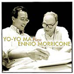 Produktbilde for Yo-Yo Ma - Plays Ennio Morricone (Remastered) (CD)