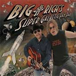 Big & Rich's Super Galactic Fan Park (m/DVD) (CD)
