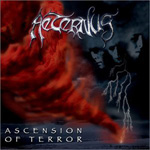 Ascension Of Terror (CD)