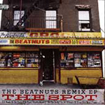 Remix EP: The Spot (CD)