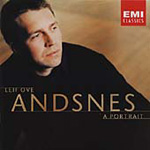 Produktbilde for Leif Ove Andsnes - A Portrait (USA-import) (2CD)