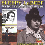 Bull's Night Out / Western Gold (CD)