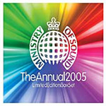 Ministry Of Sound - The Annual 2005 (2CD + DVD)