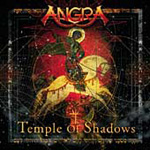 Temple Of Shadows (m/DVD) (CD)