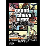 Grand Theft Auto: San Andreas (2CD+DVD)