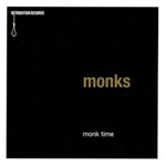 Monk Time (CD)