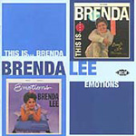 This Is Brenda Lee/Emotions (CD)
