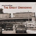 Presenting The Great Unknowns (CD)