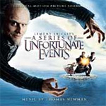 Lemony Snicket's Series Unfortunate Events - Score (CD)