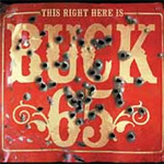 This Right Here Is Buck 65 (CD)