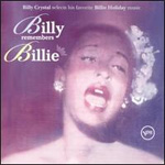 Billy Remembers Billie (CD)