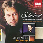 Schubert: Piano Sonata IN B Flat D960/3 Lieder (CD)