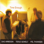 Time Enough (CD)