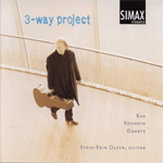 3-Way Project (CD)