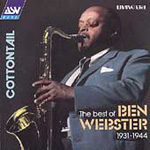 Cottontail: Best Of Ben Webster 1931-1944 (CD)