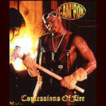 Confessions Of Fire (CD)