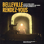 Trillingene Fra Belleville/The Triplets Of Belleville (USA-import) (CD)