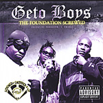 The Foundation: Chopped & Screwed (CD)