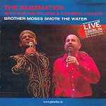 Brother Moses Smote The Water - Live In Berlin (CD)