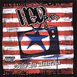 Only In Amerika (CD)