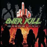 Fuck You And Then Some/Feel The Fire (CD)