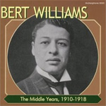 The Middle Years 1910-1918 (CD)