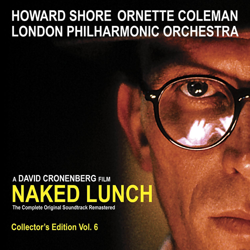 Naked Lunch (Remastered) (CD)