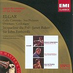 Elgar: Cello Concerto; Cockaigne; Sea Pictures (CD)
