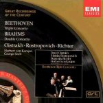 Beethoven: Triple Concerto, Brahms: Double Concerto (CD)