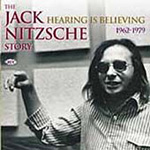 The Jack Nitzsche Story: Hearing Is Believing (CD)