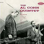 Al Cohn Quintet Featuring Bob Brookmeyer (CD)