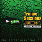 Trance Sessions Volume 1 (CD)