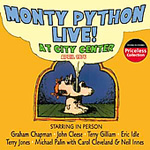 Monty Python Live! At City Center (CD)