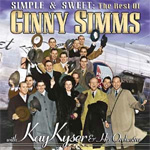 Simple & Sweet: The Best Of Ginny Simms (CD)