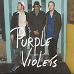 Purple Violets (CD)