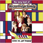 Come On Get Happy: The Very Best Of Patridge Family (CD)