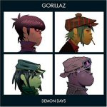 Demon Days (CD)