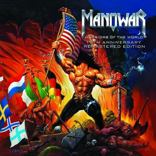Warriors Of The World - 10th Anniversary Edition (Remastered) (CD)