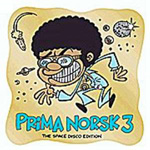 Prima Norsk 3 - The Space Disco Edition (CD)