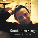 Sondheim Sings 1: 1962-1972 (CD)