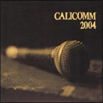Calicomm 2004 (m/DVD) (CD)