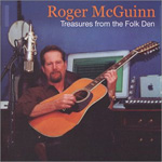 Treasures From The Folk Den                    (CD)