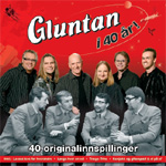 Produktbilde for Gluntan I 40 År (2CD)