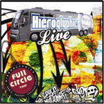 Live - Full Circle (m/DVD) (CD)