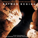 Produktbilde for Batman Begins (CD)
