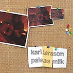 Pale As Milk (CD)