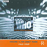 Doctor Who At The Radiophonic Workshop Vol. 1 (CD)