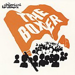 The Boxer EP (CD)