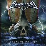 Produktbilde for Sagas Of Iceland (CD)