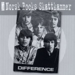 Norsk Rocks Skattkammer - Vol. 7: The Difference 1967/1977 (CD)